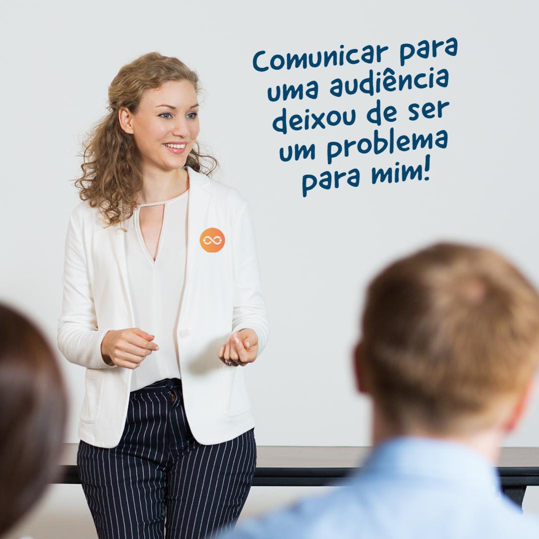 Gostarias de comunicar e fazer apresentações presenciais e online, com CONFIANÇA E SUCESSO? Este treino é para ti!