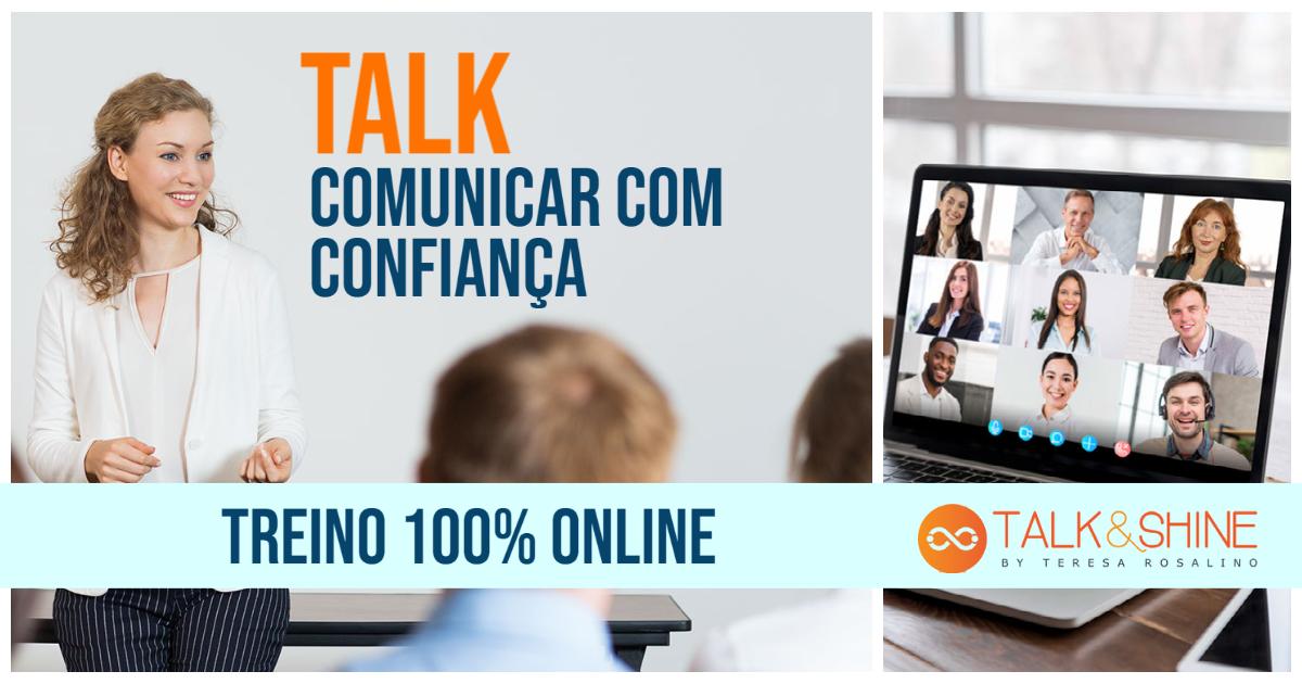 TALK - COMUNICAR COM CONFIANÇA